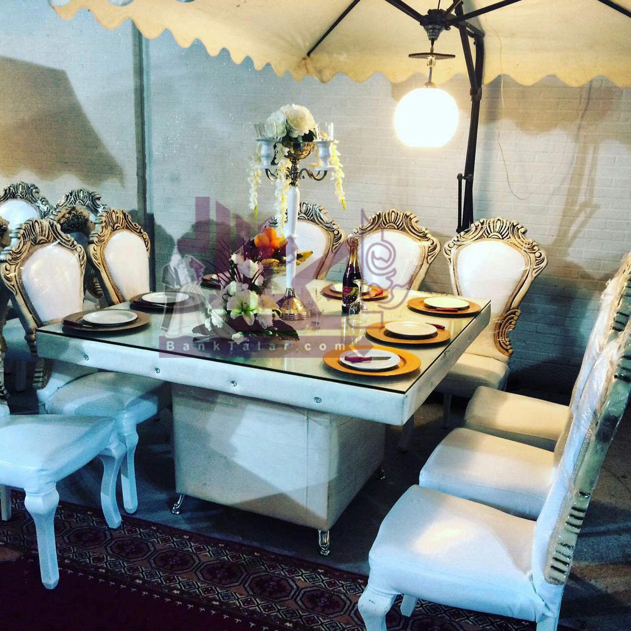 باغ عروسی نیروانا در شیراز