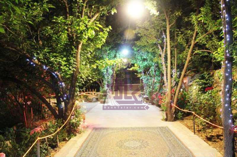 totfaranghi02b باغ تالار توت فرنگی شیراز